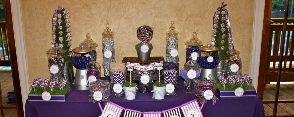 Bar mitzvah reception